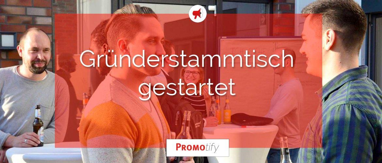 Das Innovationslabor Münsterland hat mit dem Gründerstammtisch ein neues Format ins Leben gerufen: Einmal im Monat sprechen Gründungsinteressierte über alle Themen, die sie beschäftigen. Immer abwechselnd in Münster und Steinfurt. Vielen Dank an die Pressestelle der FH Münster für die Nutzung des Bildes.